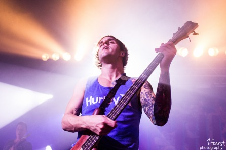 August Red Burns