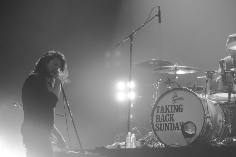 Taking Back Sunday, Philadelphia, PA 4/13/14
