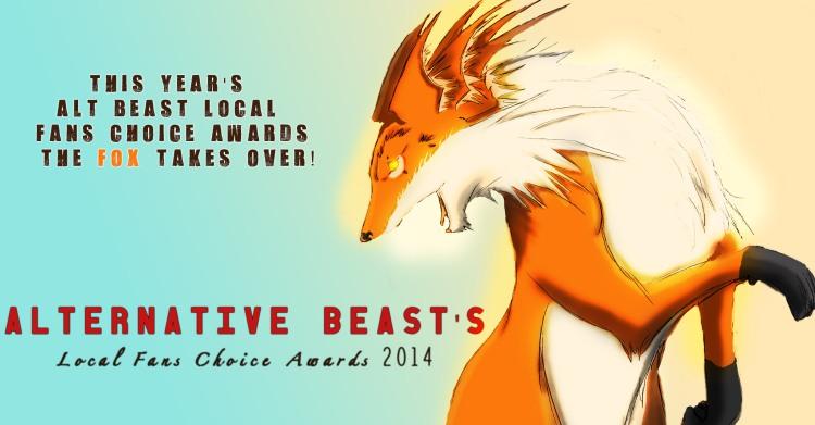 Alt Beast fox awards 14