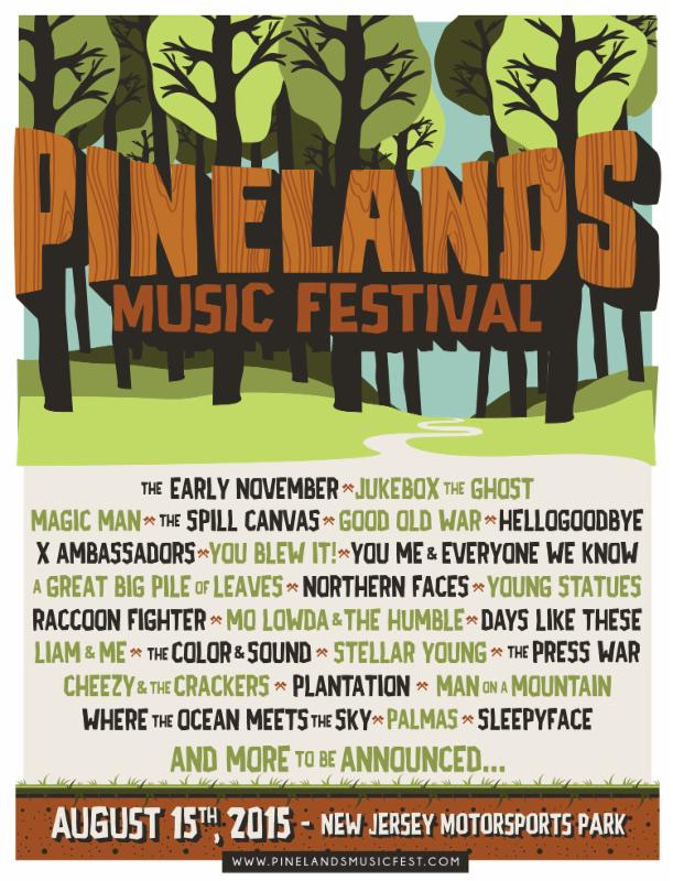 Pinelands Poster